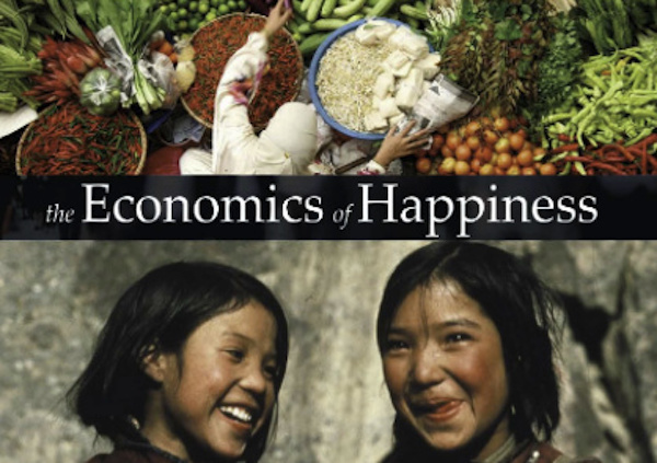 """the economic of happiness analysis Economics and happiness, edited by luigino bruni and pier luigi porta, is a valuable addition to this rapidly growing literaturethe chapters in this book were originally presented at a conference titled """"the paradoxes of happiness in economics"""" and this still is an important theme tying the contributions together."""