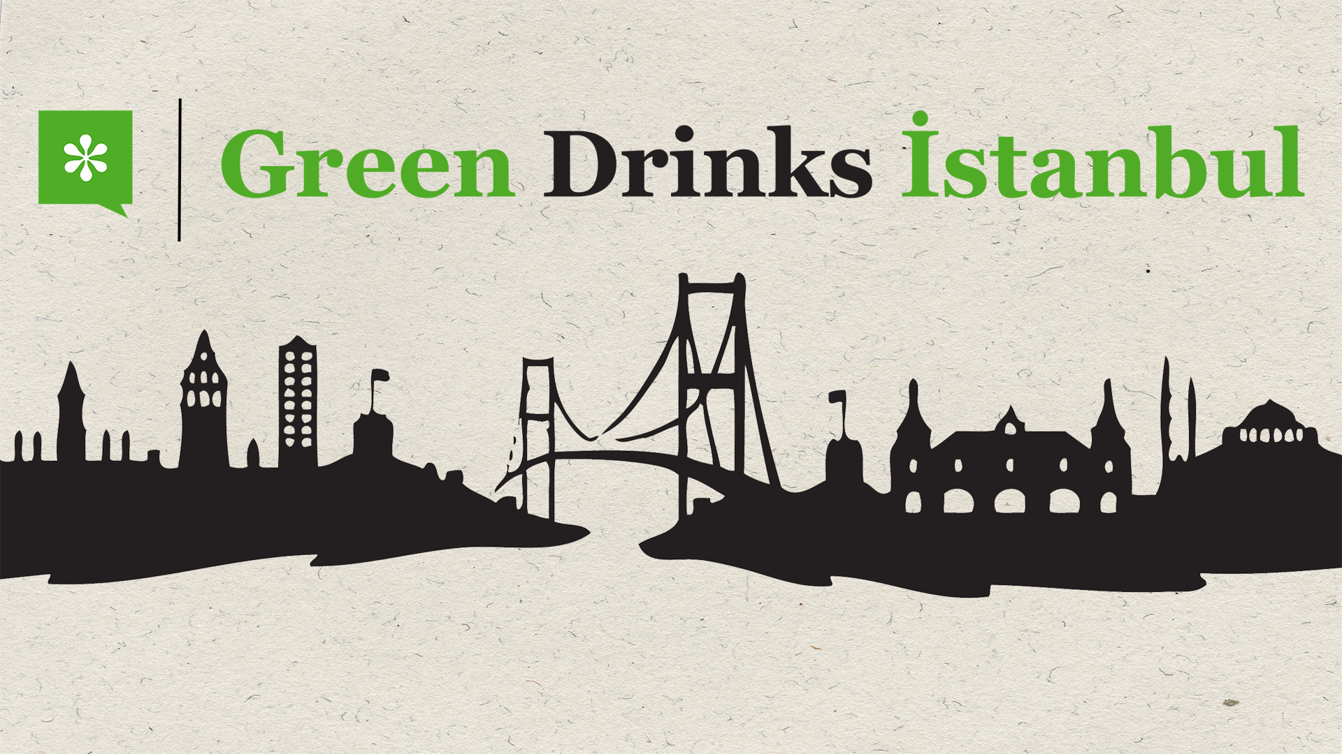 Green Drinks Facebook Logo