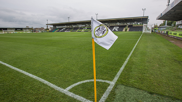 Forest Green Rovers - The New Lawn