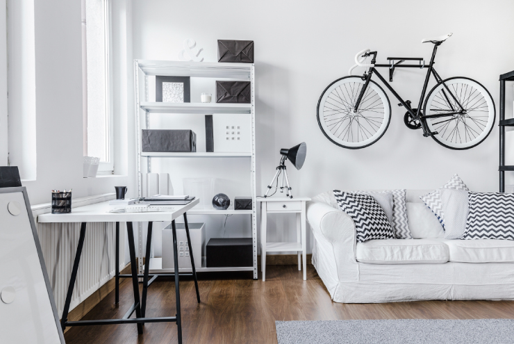 ultra-pure-white-bicycle-room