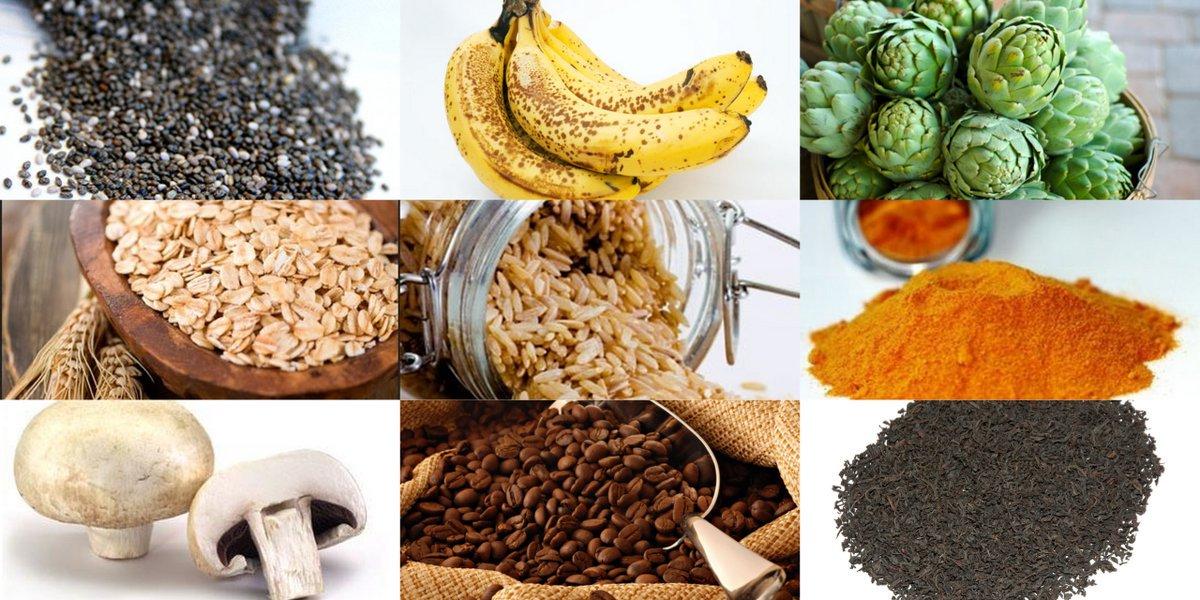 9 bilinmeyen antioksidan kaynağı
