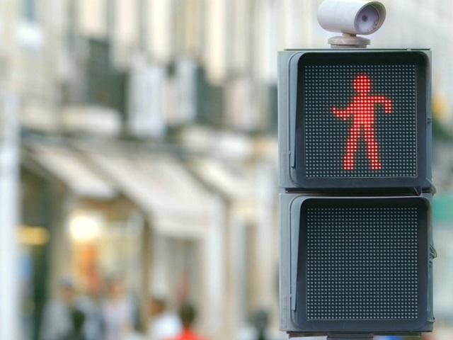 Dans eden trafik ışıkları