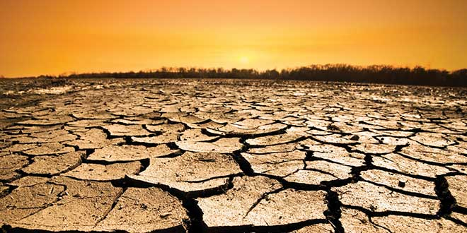 Yeryüzü ısınıyor
