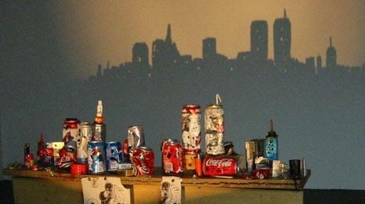 Çöpten sanata