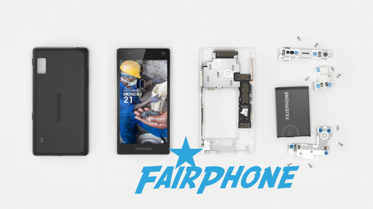 Etik, uzun ömürlü, tamir edilebilir telefon: Fairphone
