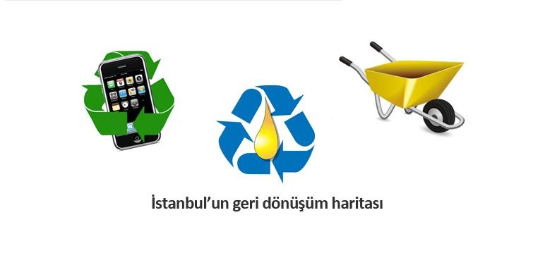 Belediye belediye İstanbul geri dönüşüm rehberi