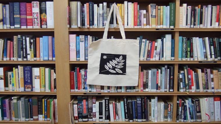 Kitaba bez torba yakışır kampanyası