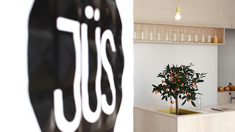 İstanbul'un cold pressed juice mağazası Jüs açıldı!