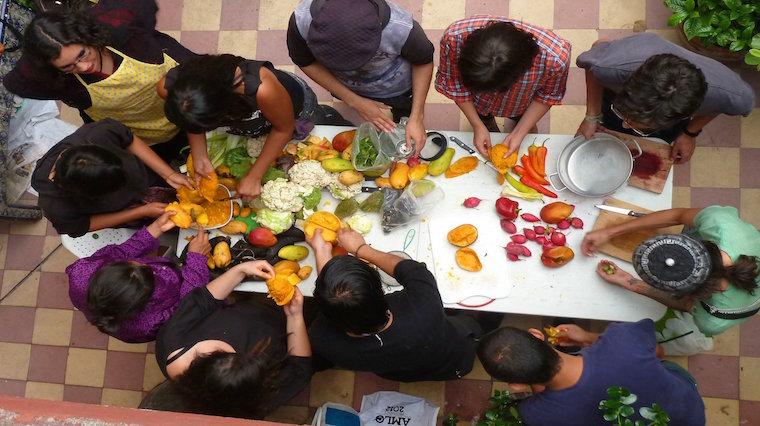 Türkiye'de yemek paylaşım hareketi