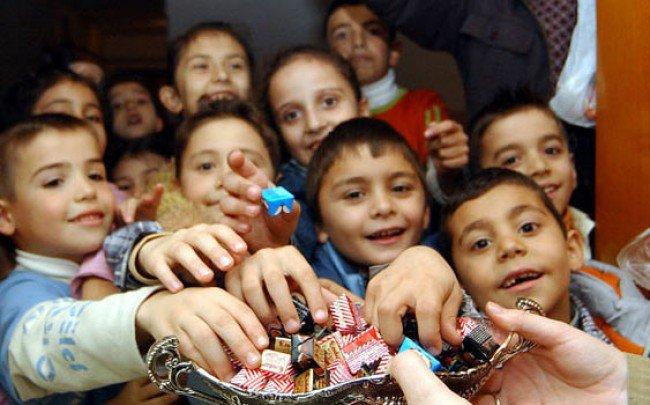 Çocuklara 4 bayram hediyesi fikri