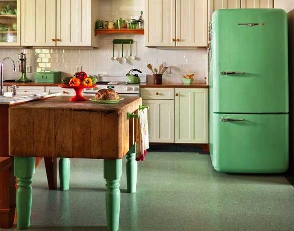 Eski buzdolabı yeni bir …