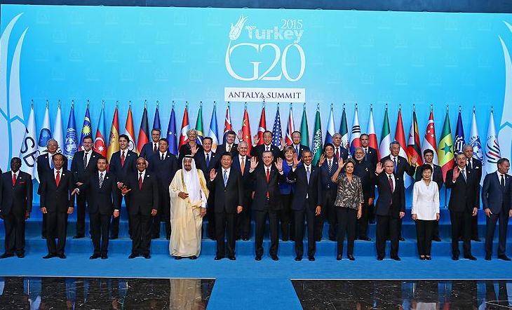 G20, Paris ve gezegenin gidişatı