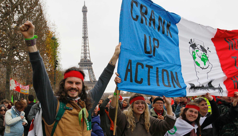Paris İklim Anlaşması: Bu daha başlangıç, mücadeleye devam!