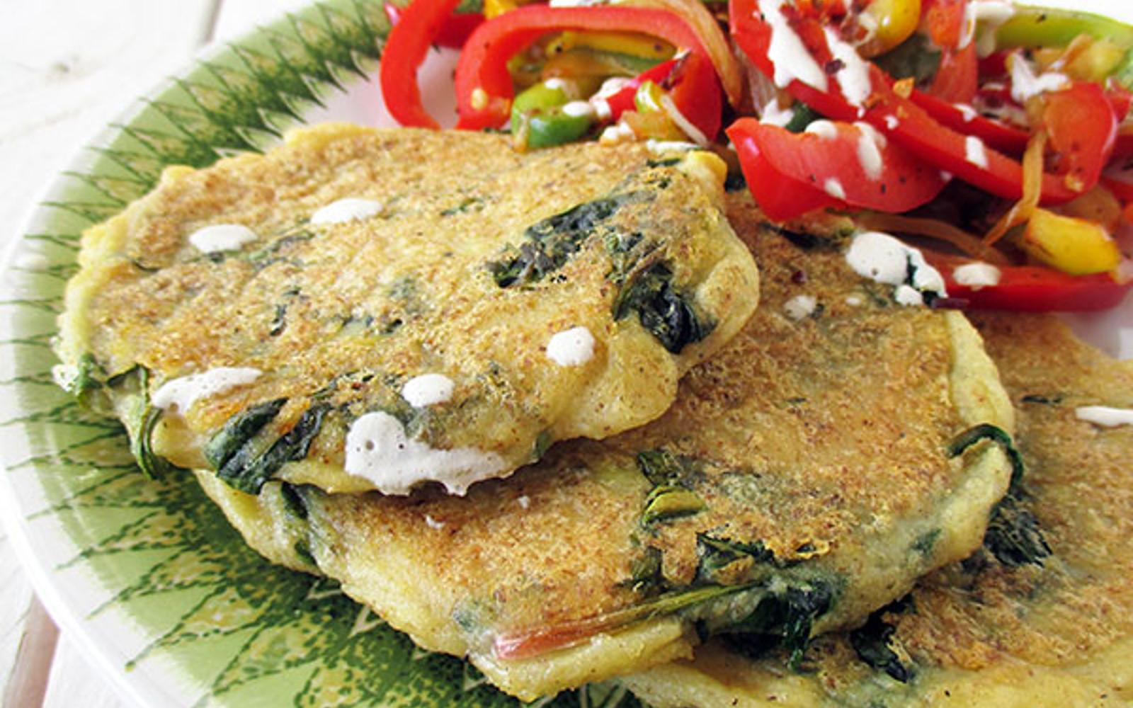 Kolay Etsiz Tarifler: Ispanaklı çıtır patates köfte
