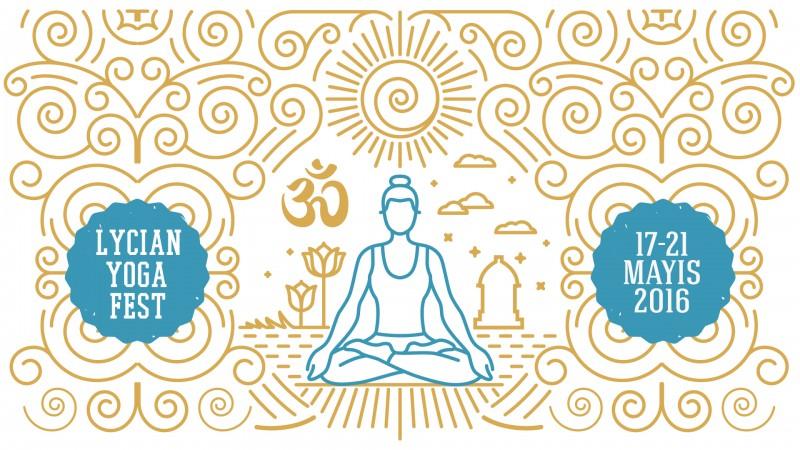 Likya Yolu'nda yoga festivali