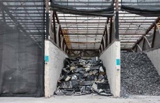Avrupa'nın geri dönüşüm fabrikalarından 9 fotoğraf: Dönüşüm ve geri dönüşüm