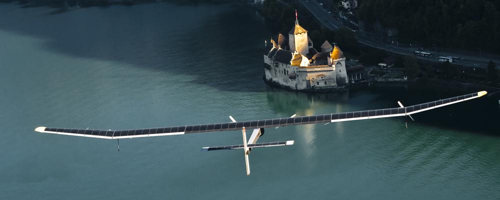 Güneş enerjisi ile devr-i alem: Solar Impulse 2