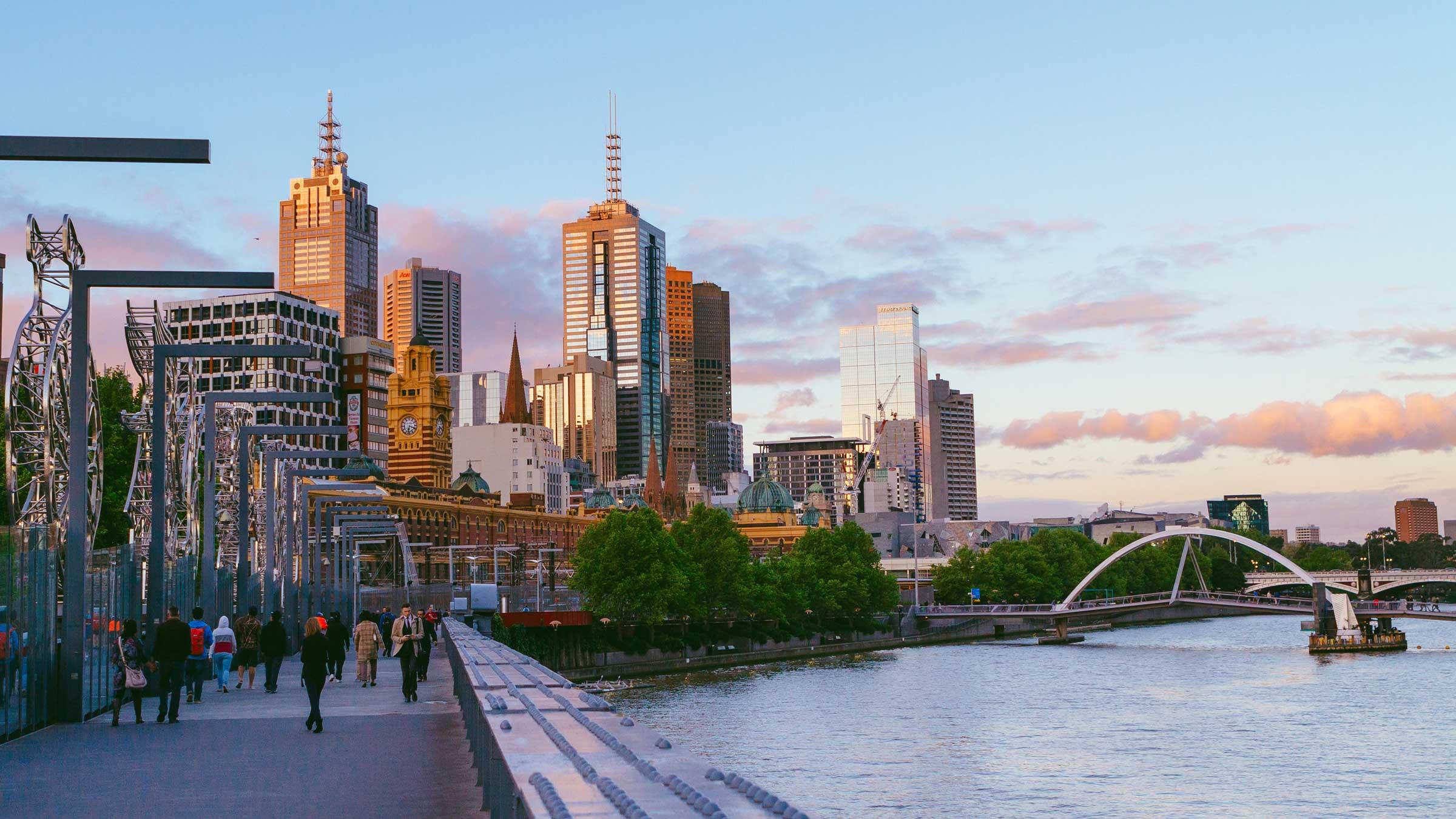 Dünyanın en yaşanabilir şehri Melbourne, İstanbul'un ise puanı düşüyor