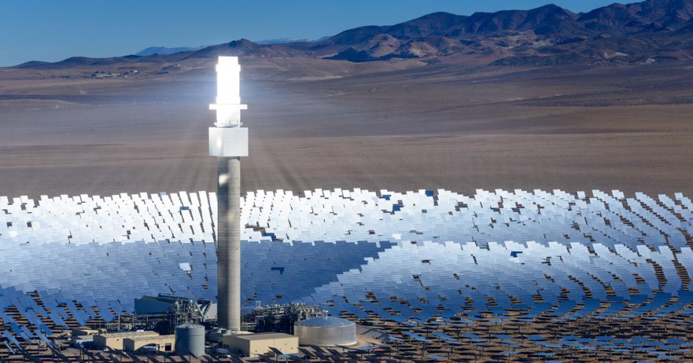 Enerji ihtiyacımızı karşılamanın reçetesi: Biraz tuz, azcık cam ve bolca güneş
