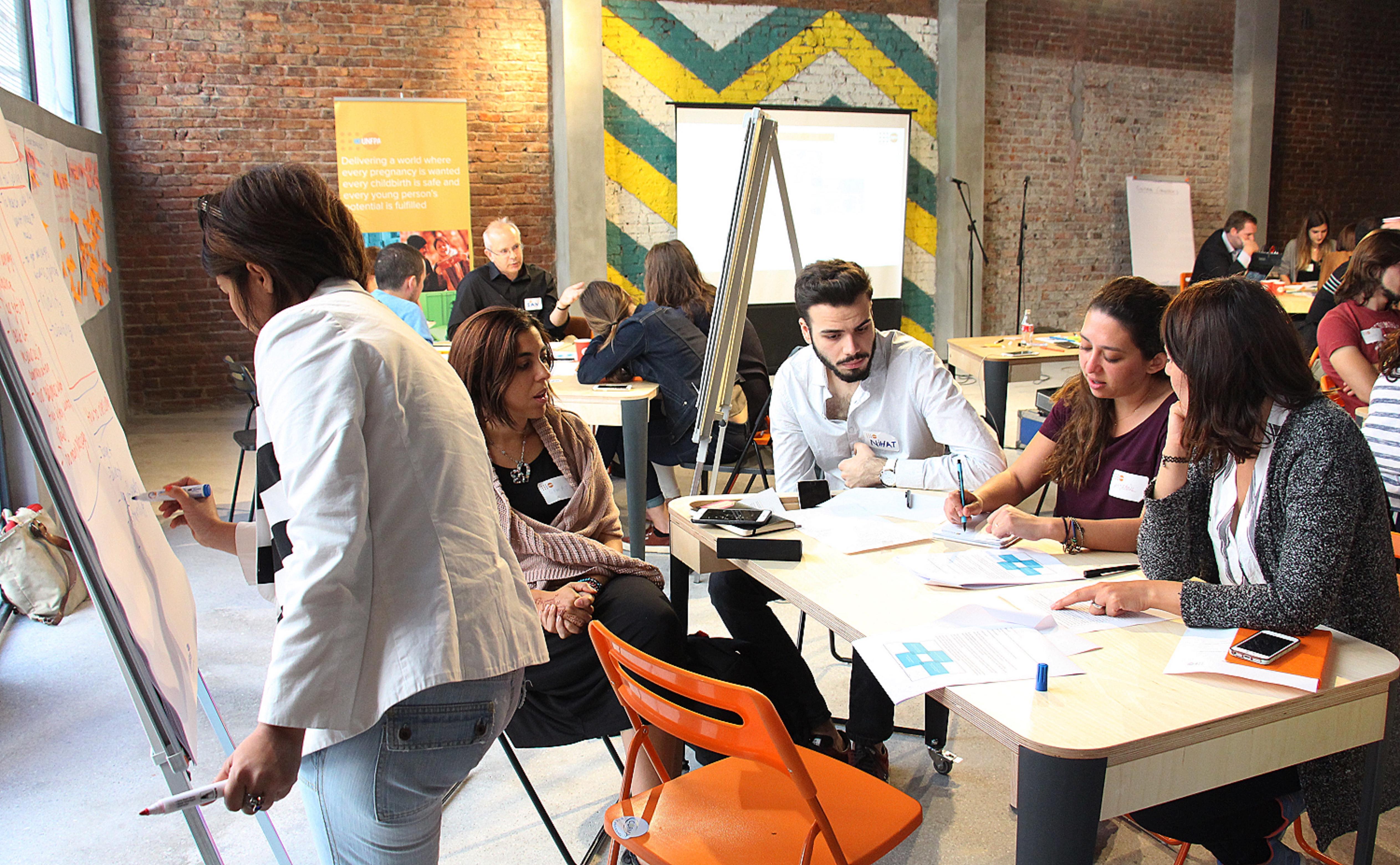 Dünyanın en geniş sosyal etki ağı Impact Hub İstanbul'da açıldı