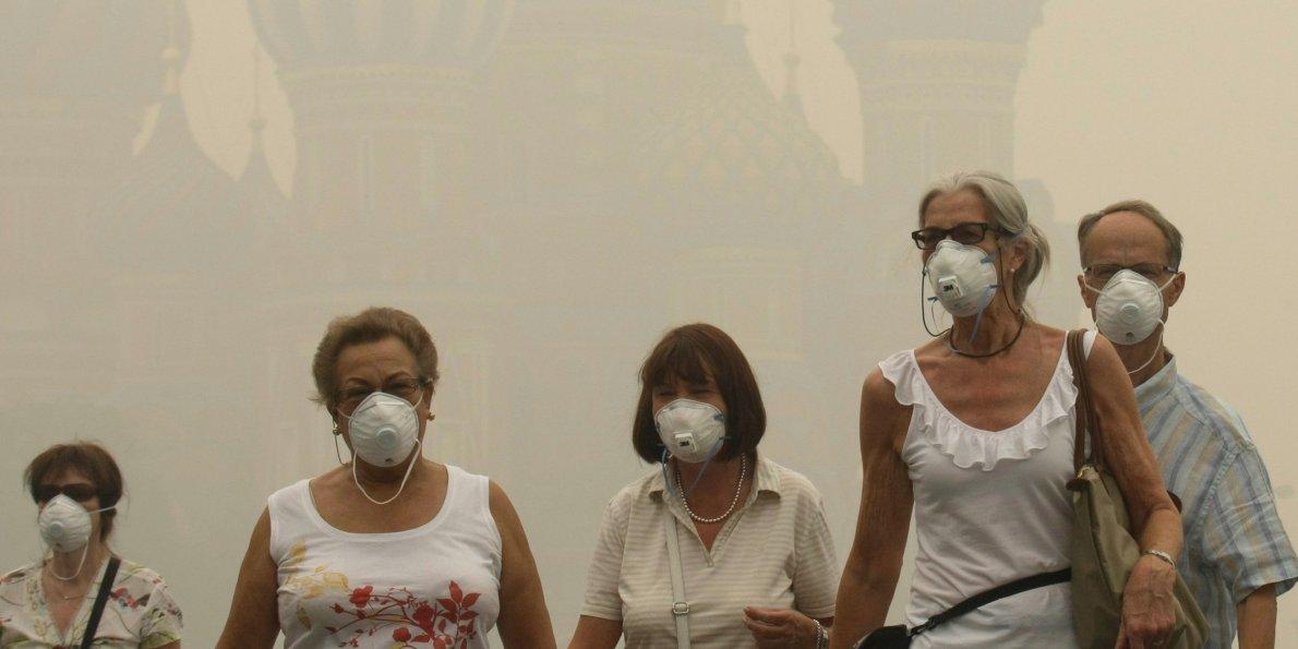 Dünya Sağlık Örgütü: Dünya Nüfusunun %92'si Kirli Hava Soluyor