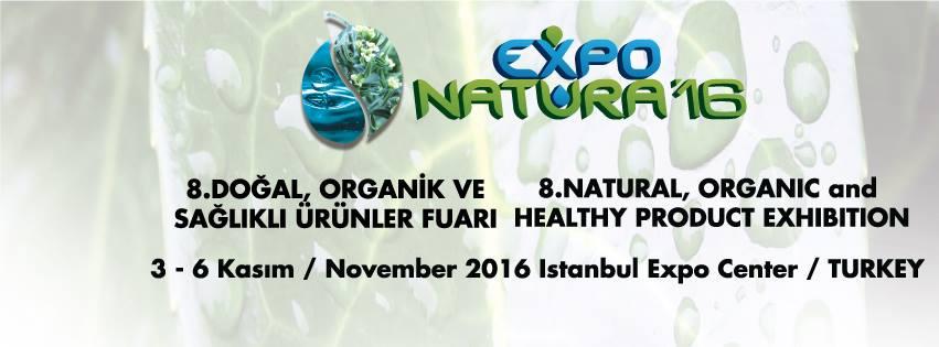 Doğal ürünler fuarı Expo Natura başlıyor