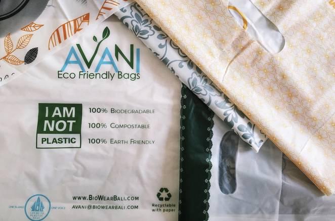 Plastik torbalara çevreci alternatif: Bu torbayı yiyebilir, kompost yapılabilir ve hatta içebilirsiniz
