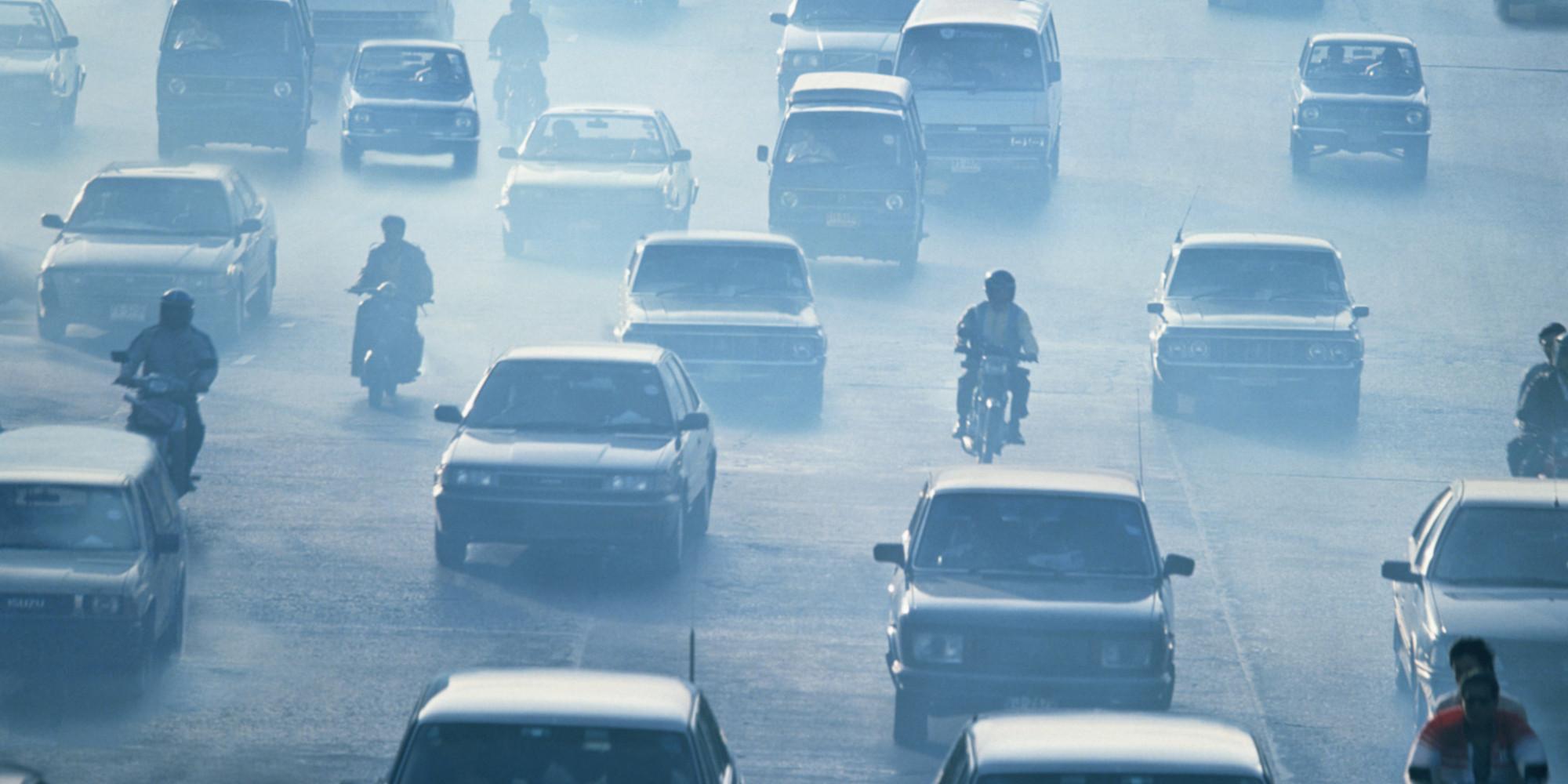 Dizel arabalar havayı ağır araç ve otobüslerden 10 kat daha fazla kirletiyor