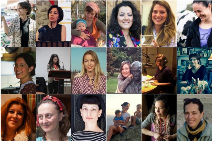 Türkiye'de çevre için elini taşın altına koyan 23 kadın
