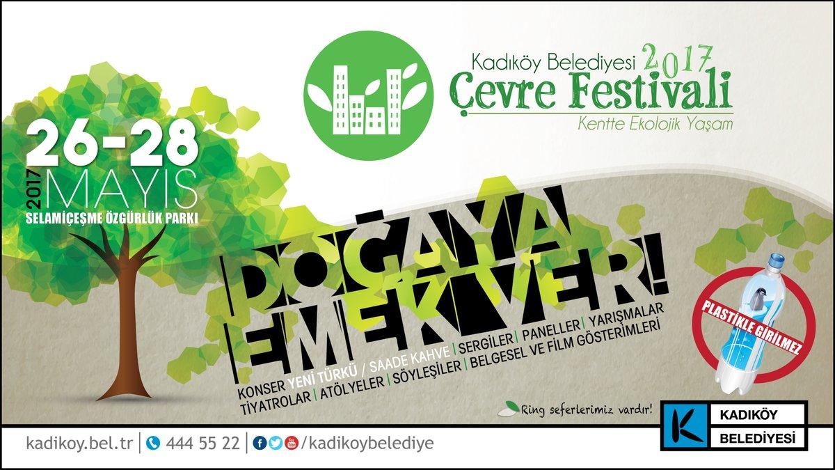 Kentte ekolojik yaşam: Kadıköy Çevre Festivali başlıyor!