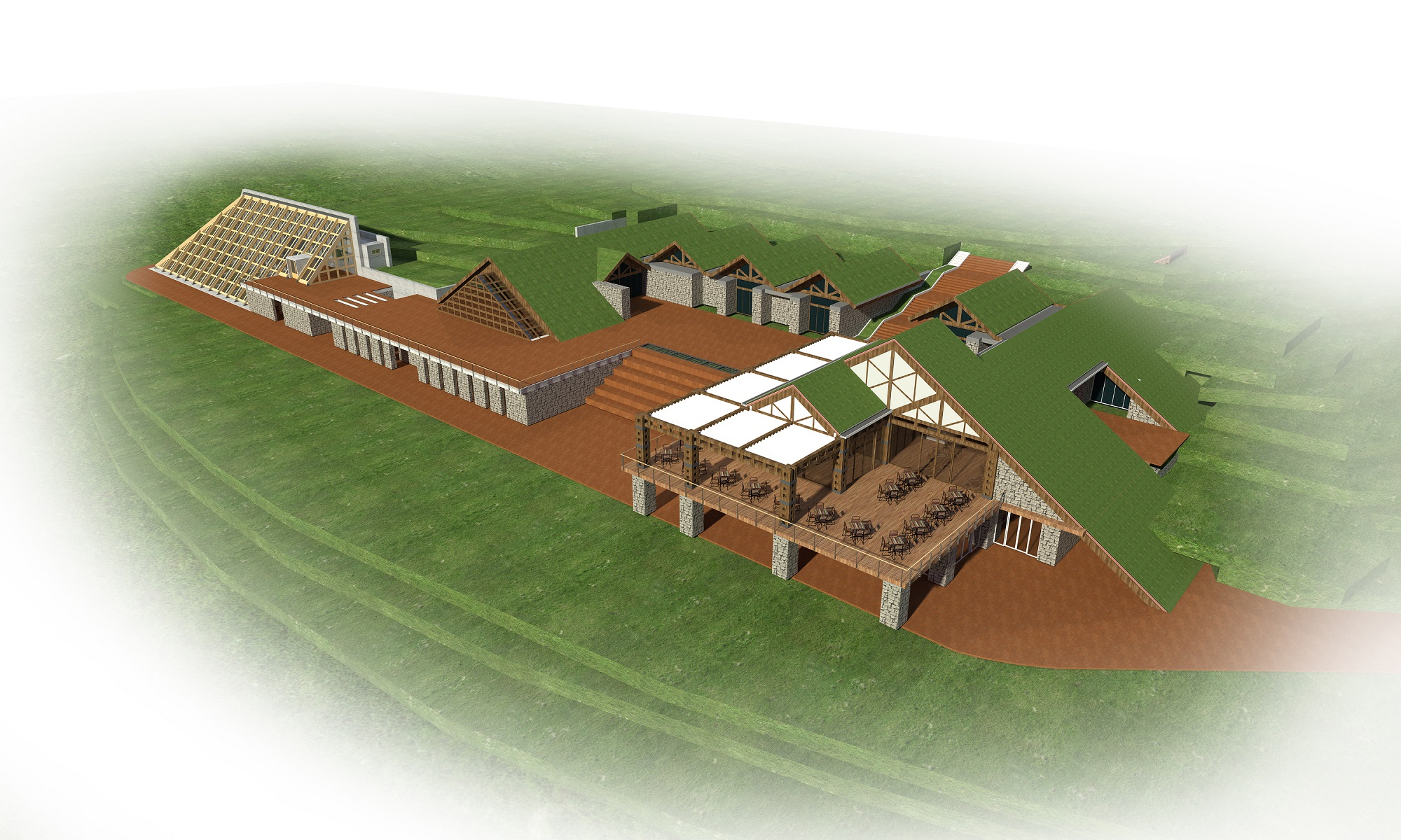 Bursa'da hiçbir kimyasal madde kullanmadan tarım yapılacak Ekolojik Yaşam Merkezi kuruluyor