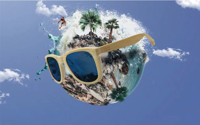 Tanıştıralım: Tamamen geri dönüştürülmüş malzemelerden yapılan güneş gözlükleri ile organik pamuk ve kauçuktan ayakkabılar