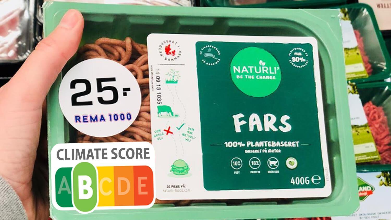 Danimarka'dan yine devrim niteliğinde bir tasarı: Gıda etiketlerine ürünün çevreye verdiği etki eklenecek