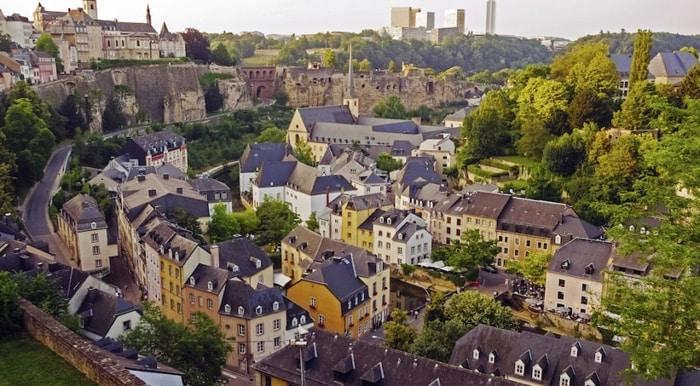 Dünyada bir ilk: Lüksemburg'da toplu taşıma ücretsiz oluyor