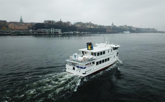 Karbon nötr deniz taşımacılığı: Stockholm'de hibrit vapurlara geçiş