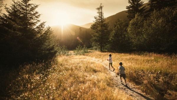 Doğa içerisinde büyümek akıl hastalığı riskini önemli ölçüde azaltıyor