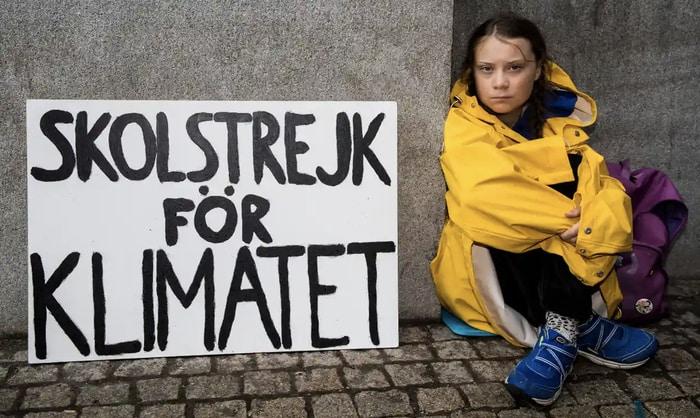 Yeni nesil grevde: Greta'nın başlattığı İklim İçin Okul Grevi tüm dünyaya yayılıyor