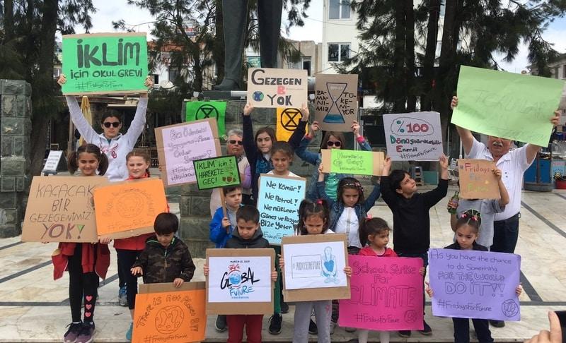 İklim için bir kez daha: Çocuklar 24 Mayıs'ta okul grevinde