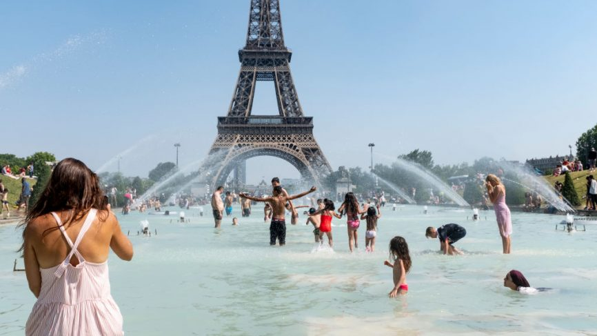 Bu yıl Avrupa'da tarihin en sıcak haziran ayı yaşandı