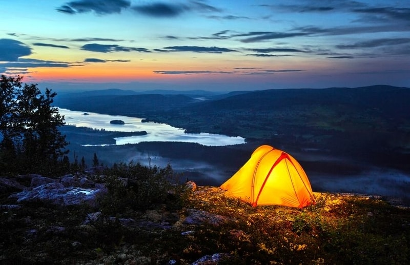 Doğa dostu bir kamp tatili için 9 öneri