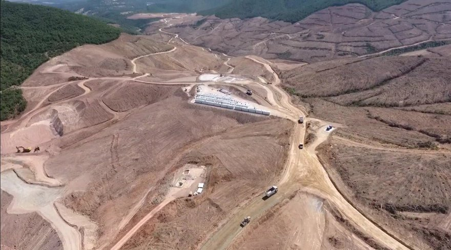 Kaz Dağları mücadelesi devam ediyor