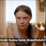 Greta'nın kısa filmi artık Türkçe altyazılı izlenebiliyor