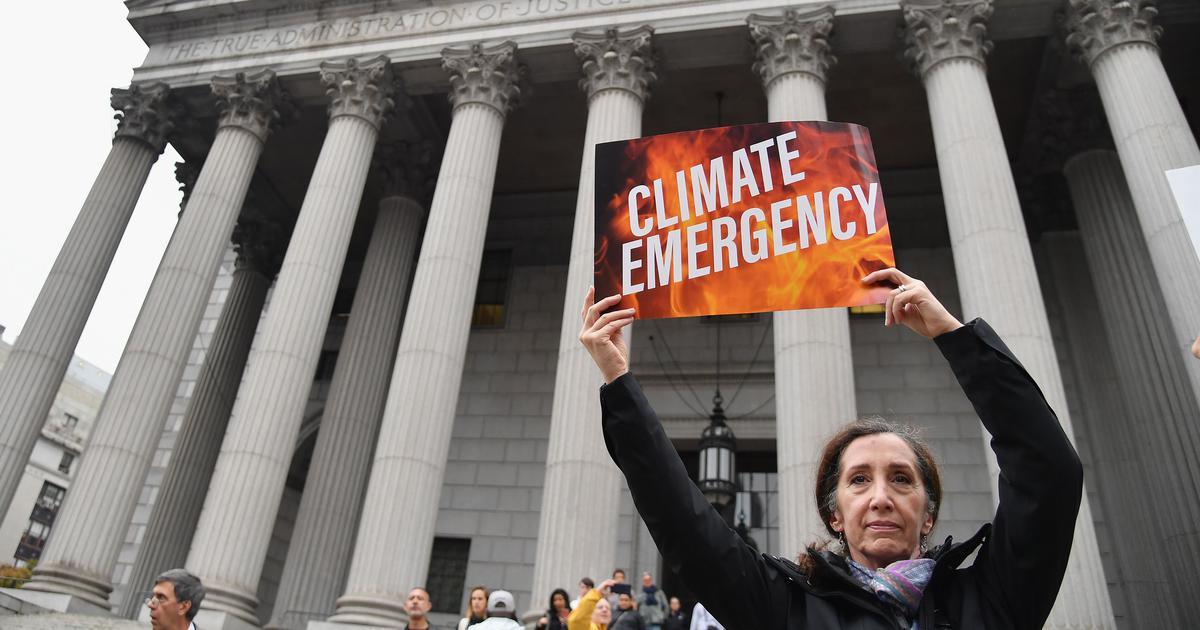 Oxford Sözlüğü yılın kelimesini seçti: İklim acil durumu