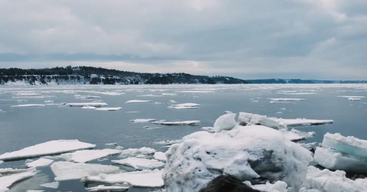 Grönland'daki buzullar 1990'lı yıllara göre yedi kat daha hızlı eriyor