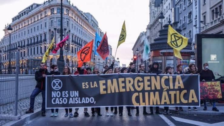 İspanya'da iklim acil durumu ilan edildi