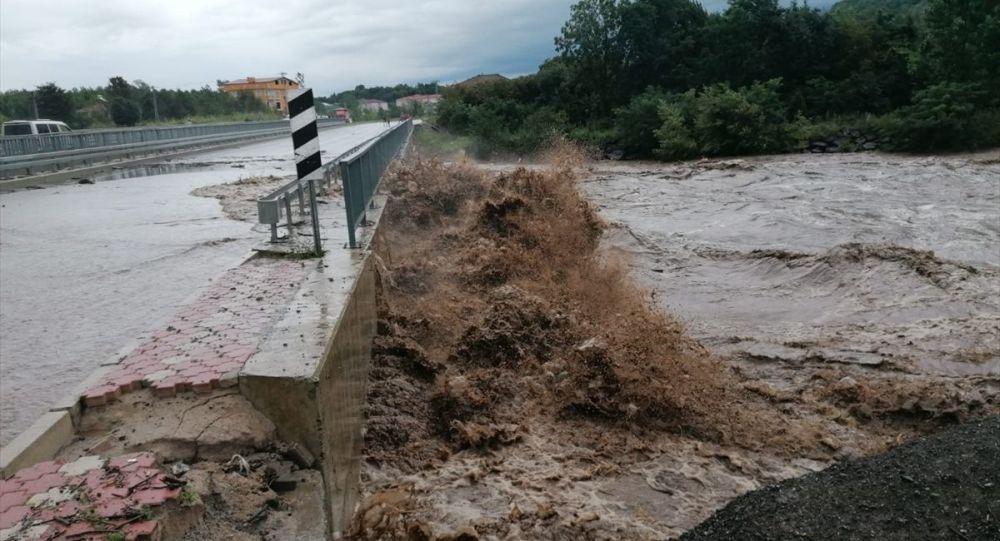 Meteoroloji Genel Müdürlüğü: 2019 en fazla aşırı hava olayının yaşandığı yıl olarak kayıtlara geçti.