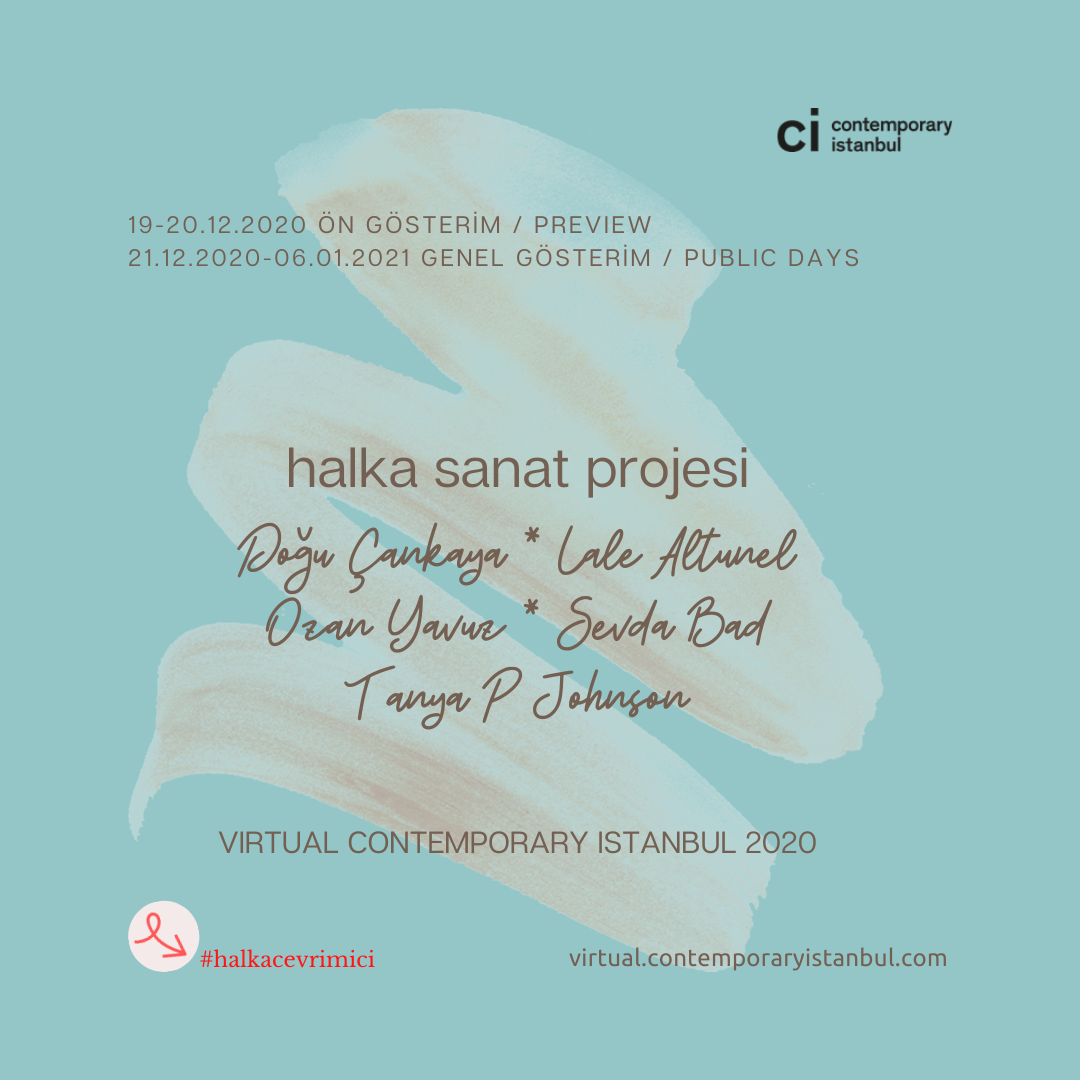 Halka Sanat Contemporary Istanbul'da