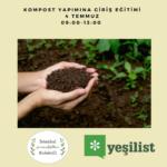 Kompost yapımını öğrenmeye hazır mısınız?