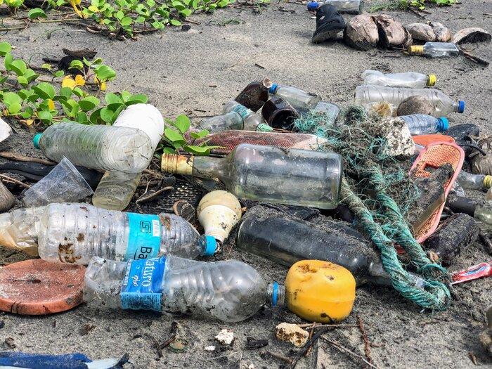 Plastik atıklar sahillerin sıcaklığını artırarak ekosistemi tehdit ediyor