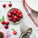 Rafine şekersiz yumurtasız meyveli kek